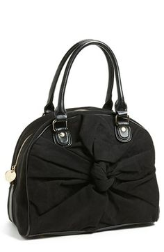 Deux Lux 'Luv Me Knot' Satchel available at #Nordstrom
