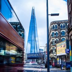 Busy city life and the magnificent @The View from The Shard. All taken by @bengreenphotography  #Padgram