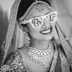 Yep those sunnies are definitely the bridal accessory of 2016 ! Submitted by…