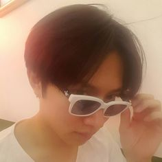 Kim Heechul, Cat Eye Sunglasses, Eyes, Fashion, Moda, Fashion Styles, Fashion Illustrations, Cat Eyes
