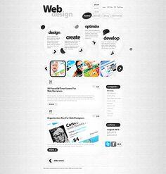 Web Design WordPress Themes by Mercury