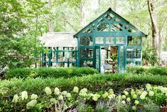 19 Whimsical Garden Shed Designs - Storage Shed Plans & Pictures Backyard Retreat, Backyard Landscaping, Landscaping Ideas, Luxury Landscaping, Backyard Sheds, Landscaping Software, Pergola Ideas, Gazebo, Landscape Design Plans