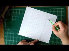 sposoby bindowania albumów część 1 - hidden hinge i jego uelastycznienie Student Planner, Album, Youtube, Youtubers, Youtube Movies, Card Book