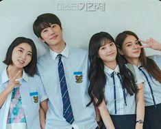 Cute Couples Goals, Couple Goals, Gumiho, School 2017, Lee Joon, Korean Artist, Korean Drama, Lip Balm, Kdrama