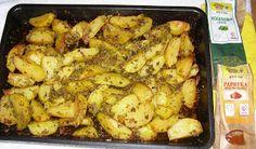 W Mojej Kuchni Lubię.. : pyszne ziemniaki z piekarnika...