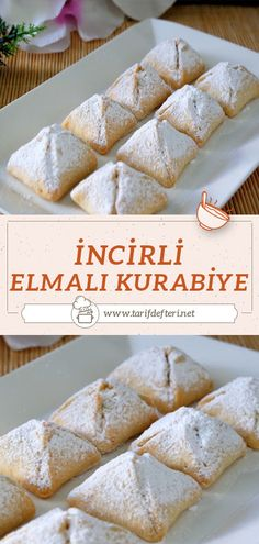 Apple Recipes, Sweet Recipes, Delicious Desserts, Yummy Food, Turkish Delight, Spring Recipes, Hot Dog Buns, Food Art, Catering