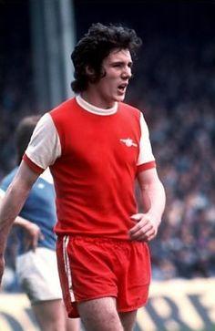 Frank Stapleton Arsenal 1976
