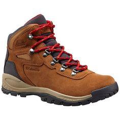 Columbia Sportswear Women's Newton Ridge Plus Waterproof Amped Hiking Boots (Elk/Mountain Red, Size - Women's Outdoor at Academy Sports Best Hiking Boots, Hiking Boots Women, Hiking Gear, Hiking Shoes, Hiking Boots Outfit, Hiking Tips, Backpacking Boots, Hiking Outfits, Camping Gear