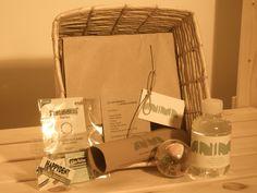 El Kit antiresaca...¡el regalo perfecto para tus invitados después de una boda de ensueño!