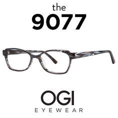 Ogi Eyewear 9077 in Anthracite Tiger Fade