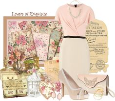 """""""Lovers of Exquisite"""" by skpg ❤ liked on Polyvore"""