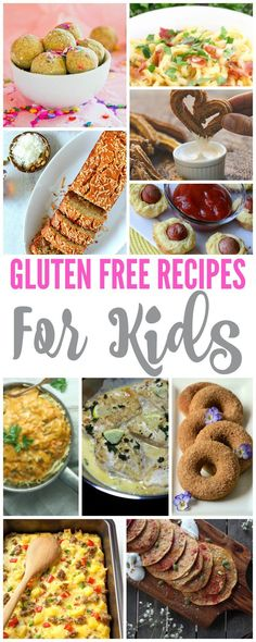 Gluten Free Recipes for Kids! How to make Great, Healthy, and Yummy Kid-Friendly Recipes!
