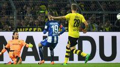 Ainda que venha a Lisboa, para defrontar o Sporting, fragilizado pela ausência de onze jogadores, o Borussia Dortmundapresenta-se com a natural vontade de