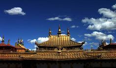 Jokhang Temple   in the heart of old Lhasa