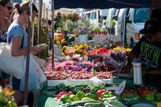 Ocean Beach Farmers Market - 4900 Block of Newport Avenue - Every Wednesday from 4-8 pm