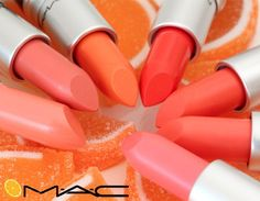 The New 100% Juicy MAC All About Orange Collection (Not From Concentrate)   thebeautyspotqld.com.au