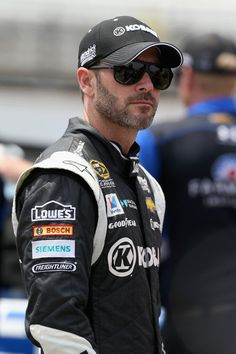 Jimmie Johnson Photos - Indianapolis Motor Speedway - Day 2 - Zimbio