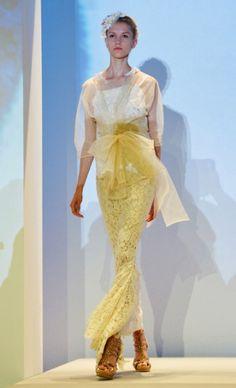 Mercedes-Benz Fashion Week : CONCEPT KOREA SPRING 2013