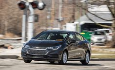 Chevy sees opportunity in the wake of VW's diesel failure, bringing a diesel engine to its compact sedan (and hatchback). Read our first-drive impressions and see photographs at Car and Driver. 2017 Chevy Cruze, Chevrolet Cruze, Vw Tdi, Fuel Efficient Cars, Jaguar Xe, Volkswagen Group, Car And Driver, Diesel Engine