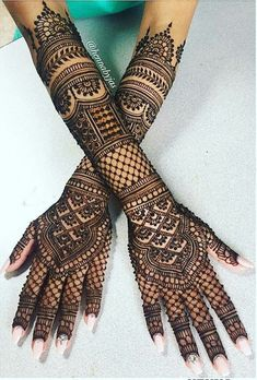The trend of groom mehndi is taken from India. You people found unique,easy and beautiful Groom Mehndi Designs.Mehendi is enhanced the beauty of your hands. Here in this article, we are going to show different Arabic bridal mehndi designs for girls.
