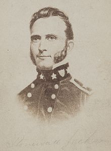 *STONEWALL JACKSON ~ Confederate pickets accidentally shot him @ the Battle of Chancellorsville on May 2, 1863. The General survived w/the loss of an arm to amputation, but died of complications of pneumonia 8 days later.