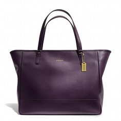 Coach  LARGE CITY TOTE IN SAFFIANO LEATHER