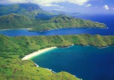 These jagged volcanic <b>islands</b> like Hiva Oa, 800 miles northeast of ...
