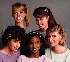 Goody, Seventeen magazine, February 1984.