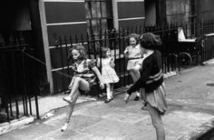 37 Fascinating Vintage Photographs That Capture Kids Finding Fun on the Streets in Postwar London Rubble