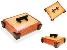 AW Extra 12/19/13 - Asian-Inspired Humidor - Woodworking Projects - American Woodworker
