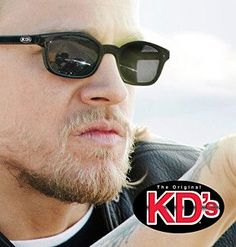 Original Smoke KD's Biker Glasses Smoke Lens These are the sunglasses that Jax Teller and other Sons of Anarchy club members wear, The Original KD's®. KD's are The Original Biker Shades®. Sons of Anar
