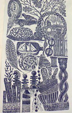 Claire Florey-Hitchcox Prints