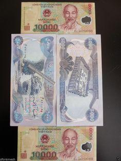 1000 IRAQI DINAR 2 X 500  And Recieve 10,000 Vietnamese Dong 2 x 5,000 Free
