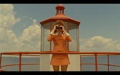moonrise kingdom. obsessed with the fashion in this movie!