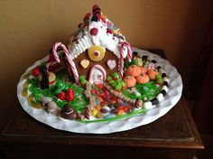 Gingerbreadhouse The Netherlands Christmas 2015