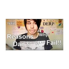 Danisnotonfire... That song though. And the danecdotes? XD