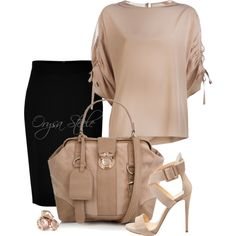 Designer Clothes, Shoes & Bags for Women Office Fashion, Work Fashion, Fashion Outfits, Womens Fashion, Fall Fashion, Work Attire, Office Attire, Office Outfits, Work Outfits