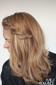 130 Best Hair Images Braid Hair Beauty