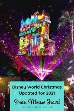 Use our Disney World Christmas guide to find special holiday decorations, activities, and more when visiting Disney World for the holidays. Disney World Christmas, Disney Hotels, Disney World Florida, Family Travel, Activities, Holiday Decorations, Holidays, Family Trips, Holidays Events