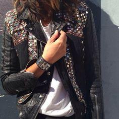 Rock 'n' Roll Style ✯ TheyAllHateUs   Tash Sefton