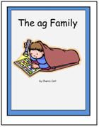 Awesome word family printables