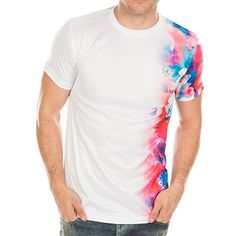 Bee Inspired 'Sea Flower' T-Shirt Full Colour  #beeinspired #outfits #mensclothing #shop #shopping #ukbrands #eshop #fashion #fashiontrends