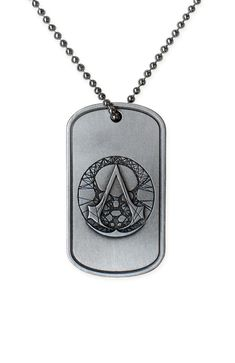 Assassin's Creed   The Recon Military Necklace   Ubi Workshop #jewelry