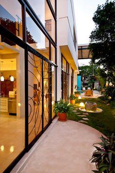 Casa CP78: Casas de estilo moderno por Taller Estilo Arquitectura