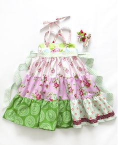 Matilda Jane Platinum ~Whats in a Name size 6 SOLD