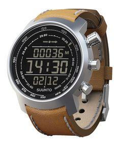 bc995a4b2 Suunto Watch Elementum Terra Brown Leather Watch available to buy online  from with free UK delivery.