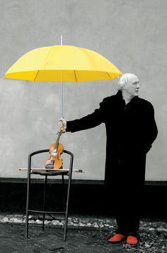 Herman van Veen - Dutch clown, comedian, writer, director, musician, actor and presenter.