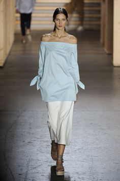The 10 Runway Trends You'll Be Wearing in Spring 2015 | POPSUGAR Fashion UK