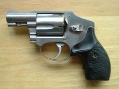 Smith & Wesson Model 642   Best Handguns You Will Ever Need