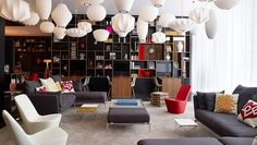 Travel Tuesday: Citizen M Hotels for Blogtour London / The English Room Blog